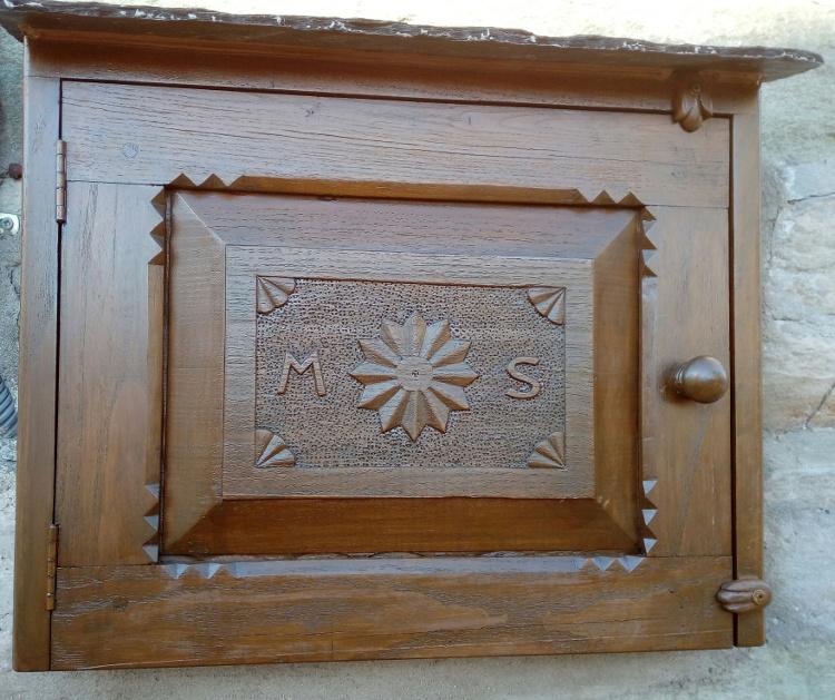 Puertas de contadores el taller de martin - Puertas de castano ...