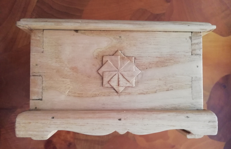 Figura geométrica tallada